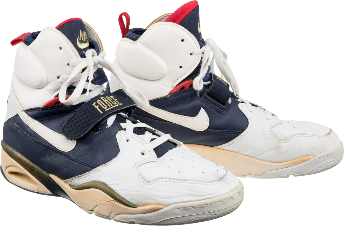 2b990773f1d A Bunch of 1992 Dream Team Sneakers Are Being Auctioned Off