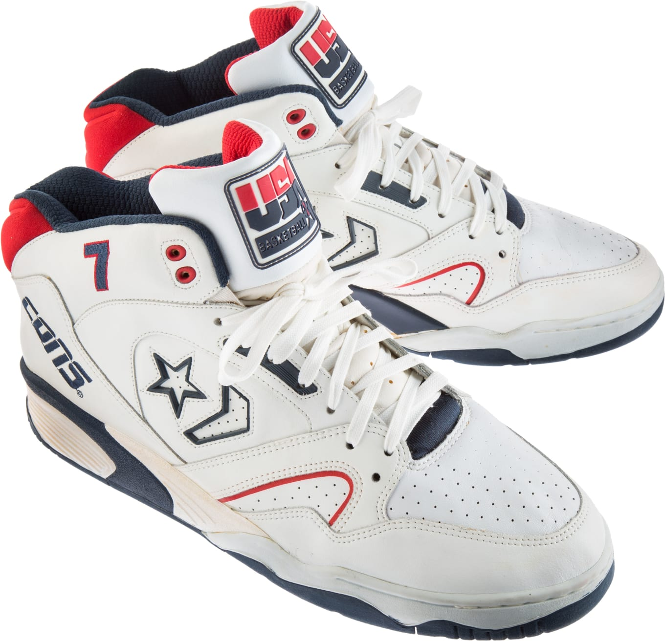 60d26d0957e9fc A Bunch of 1992 Dream Team Sneakers Are Being Auctioned Off