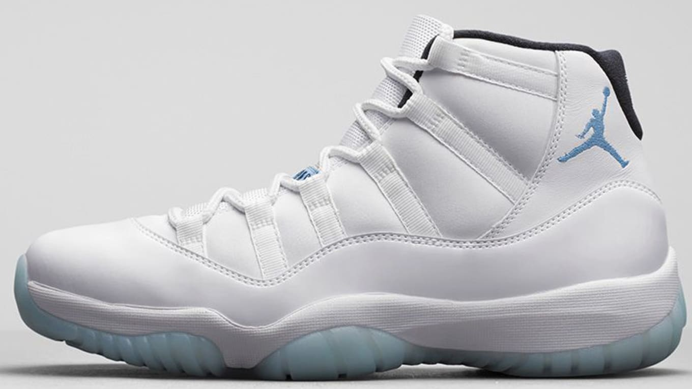 1014b8122bd4cb Air Jordan 11 Retro. Air Jordan 11 Retro White Black Legend Blue. Style  Code  378037-117