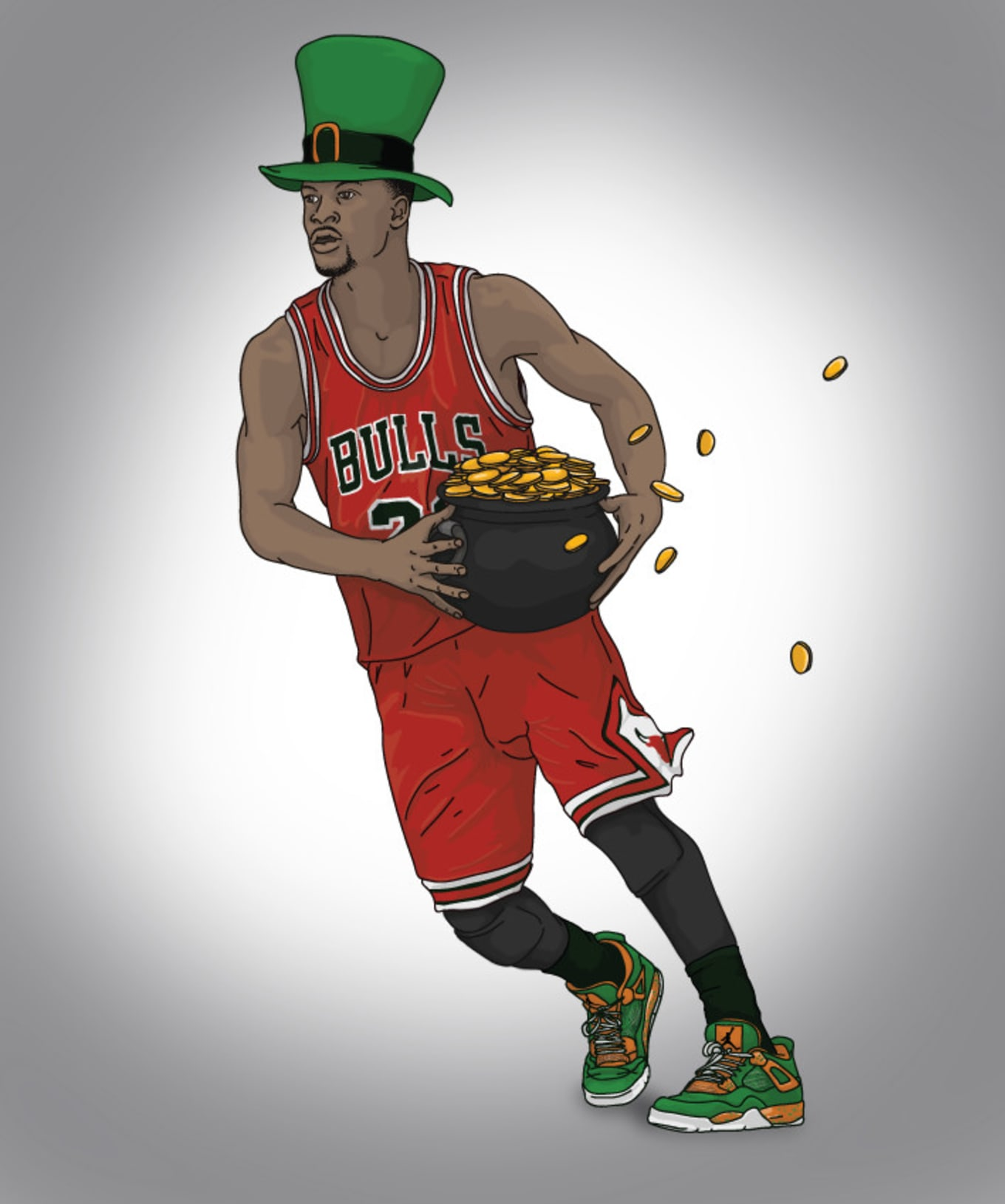 NBA Sneaker Holiday Illustrated Guide  aed70364fe7b
