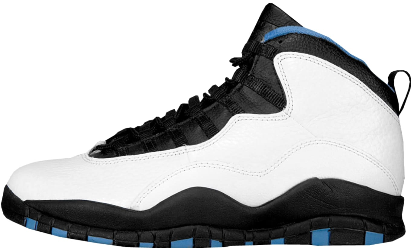 newest 985d3 55884 Air Jordan 10  Powder Blue