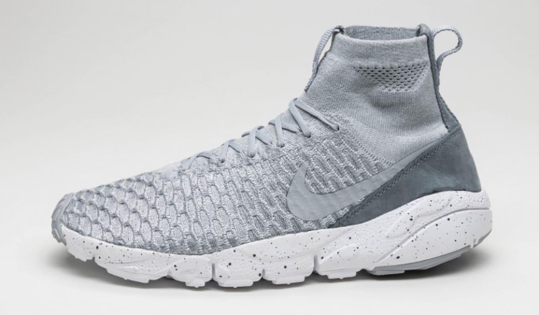 super popular 9ce4d 4e071 Wolf Grey Nike Footscape Magista. Nike Air Footscape Magista.