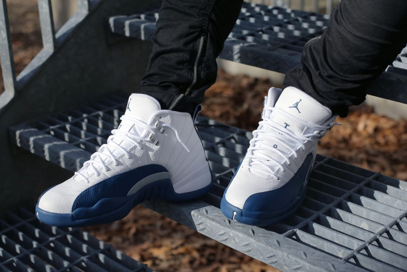 low priced 3f409 a8567 French Blue Jordan 12