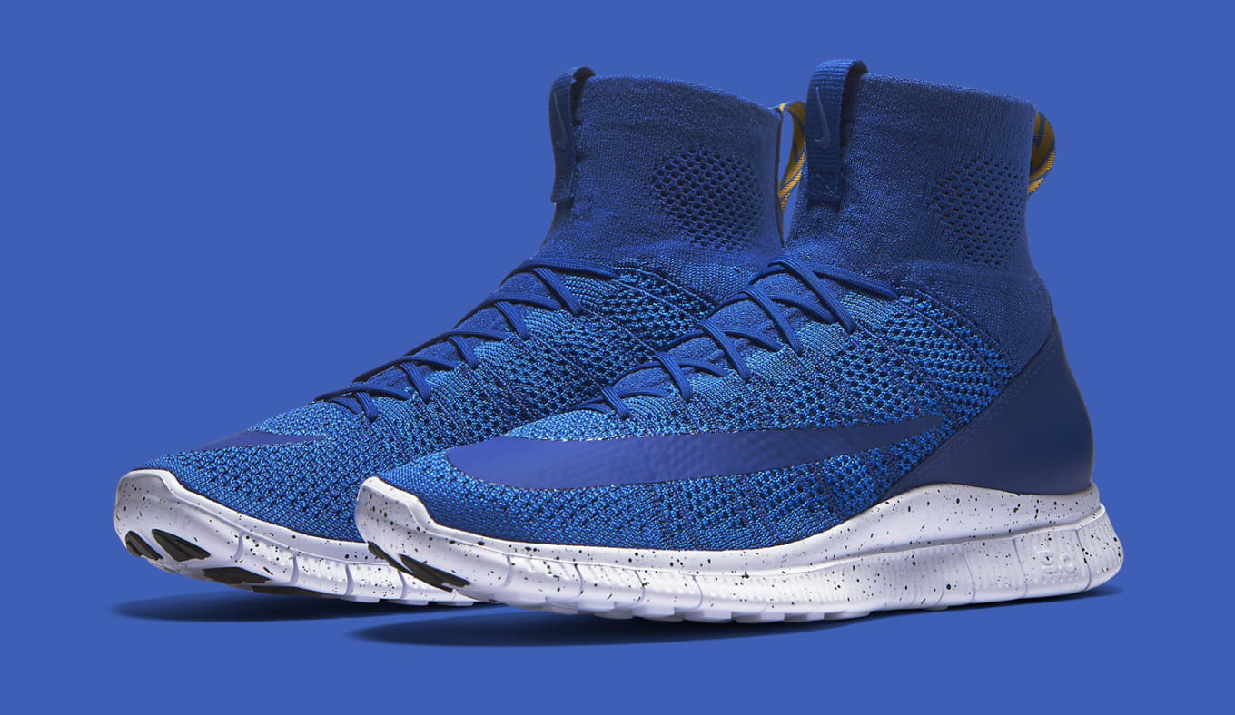 fe4d8f522a35 The Nike Free Mercurial Superfly Has Got the Blues