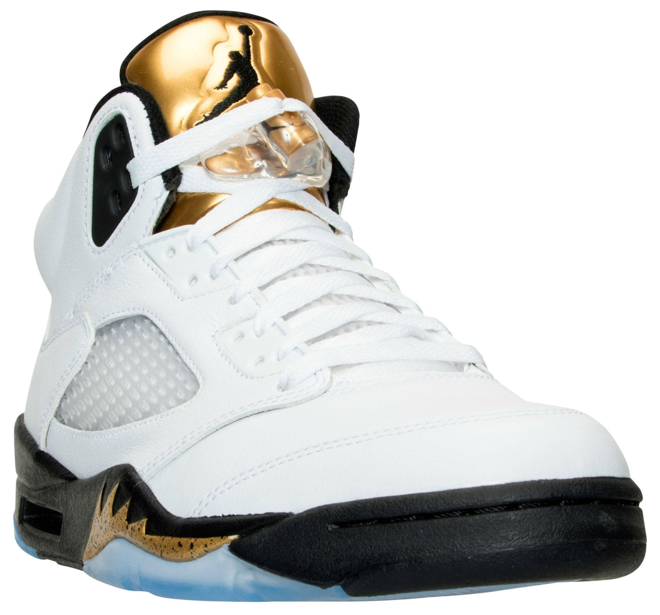 Air Jordan 5 Olympic Gold Sole Collector