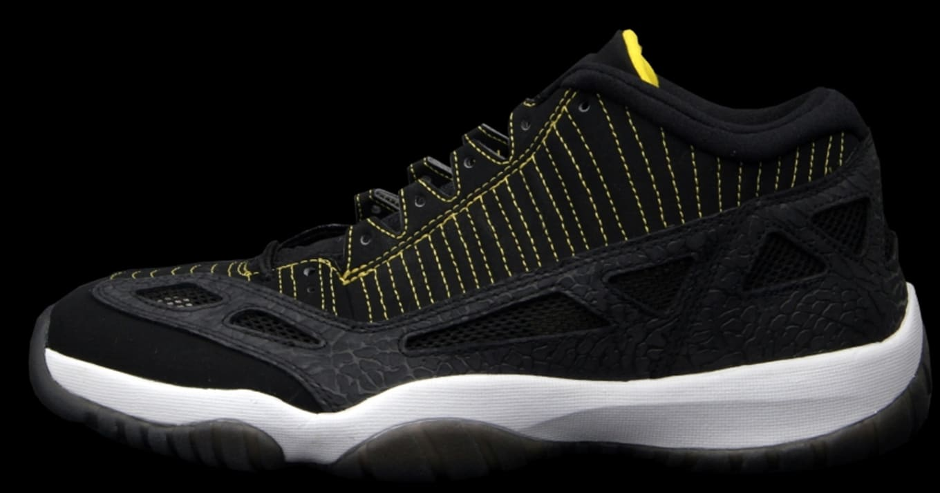 6b843646977c Air Jordan 11 Retro Low IE. Air Jordan 11 Retro Low IE Black Zest White.  Style Code  306008-002
