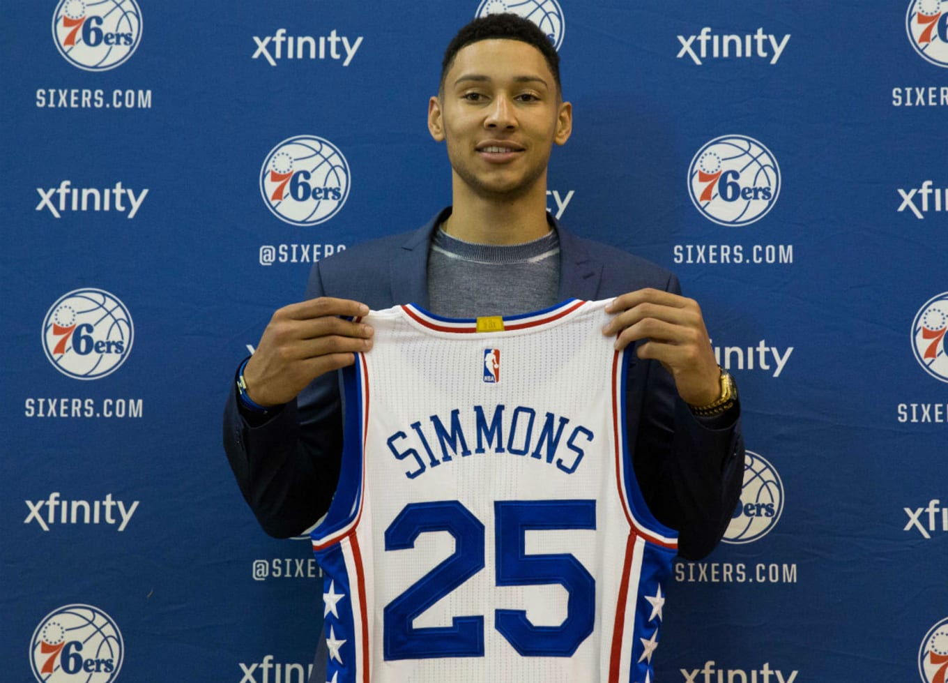 ce6a1af9f How Ben Simmons Got More Money From Nike