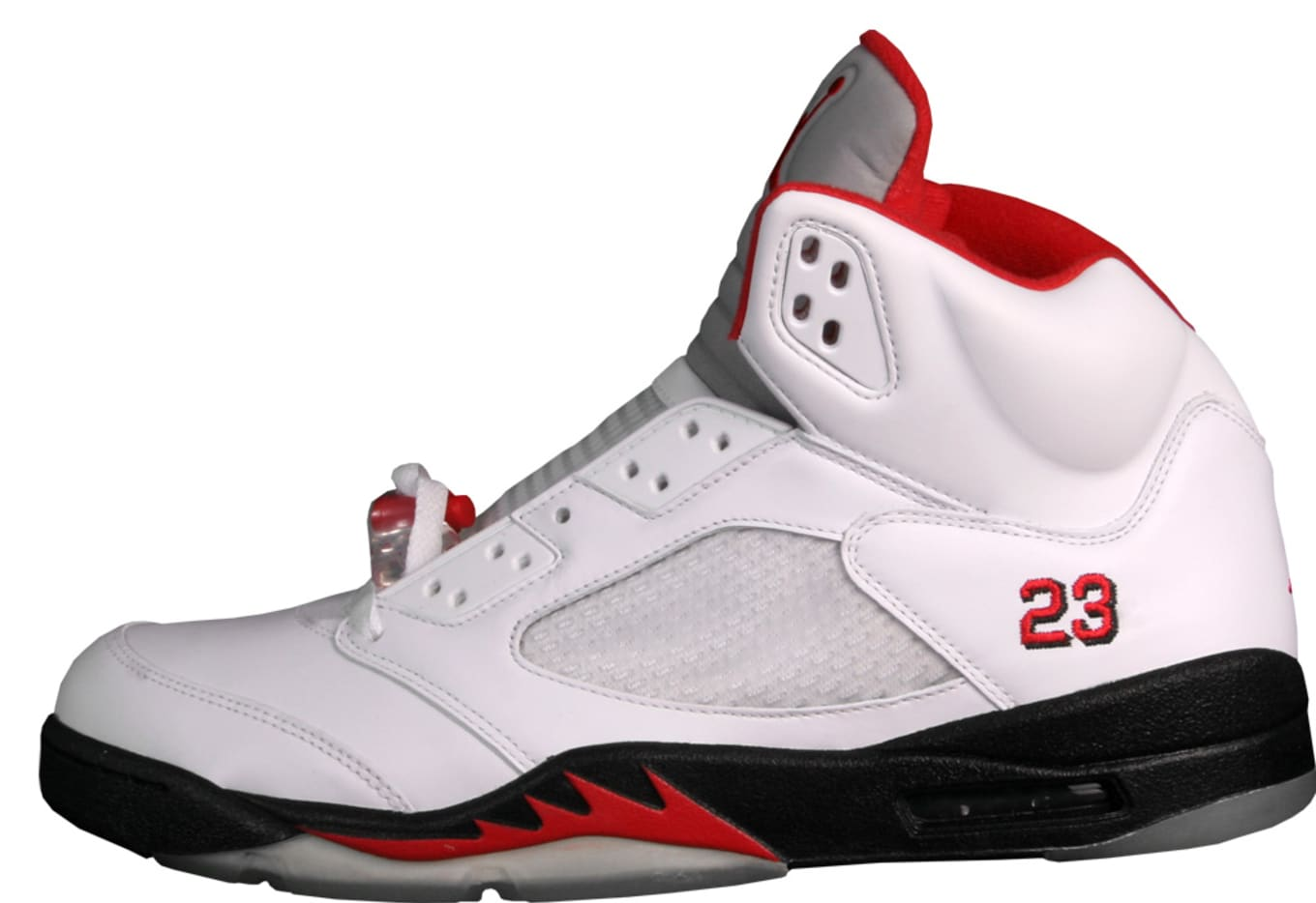 3873974657d6 Air Jordan 5 Retro Collezione  CDP . Colorway  White Fire Red-Black Release  Date  08 23 2008. Original Price   310. Average Resell Value   265