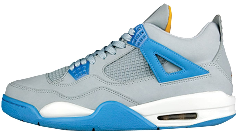 sale retailer 241a2 f6aa2 Air Jordan 4 Retro LS  Mist Blue