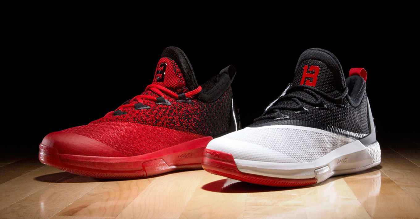 6e71c9c1 Adidas Is Releasing These James Harden Sneakers in Houston Rockets Colors