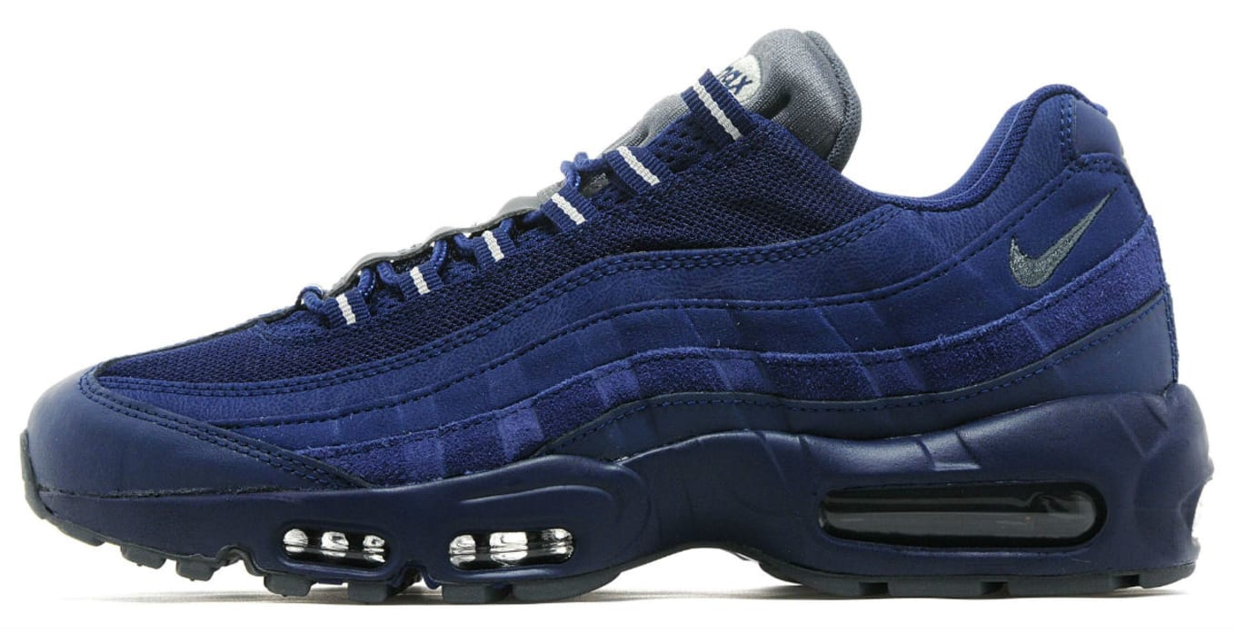 JD Sports Nike Air Max 95 BlueGrey | Sole Collector
