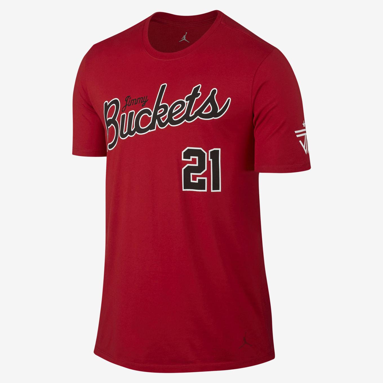388dfdede Jimmy Butler Air Jordan Shirts