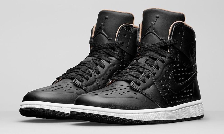 6340f5f065f Vachetta leather on this version of the Jordan 1.