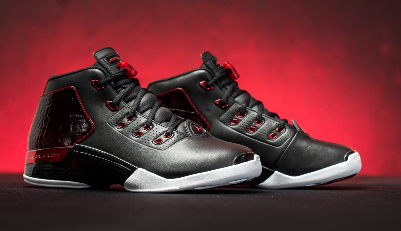 48056787015 Jordan 17 Black Red | Sole Collector