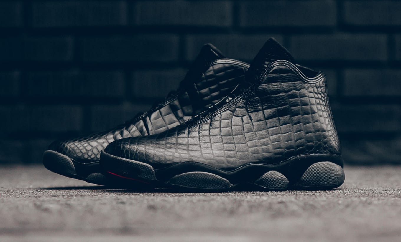 best loved 103c2 ee180 Jordan Horizon Black Croc   Sole Collector