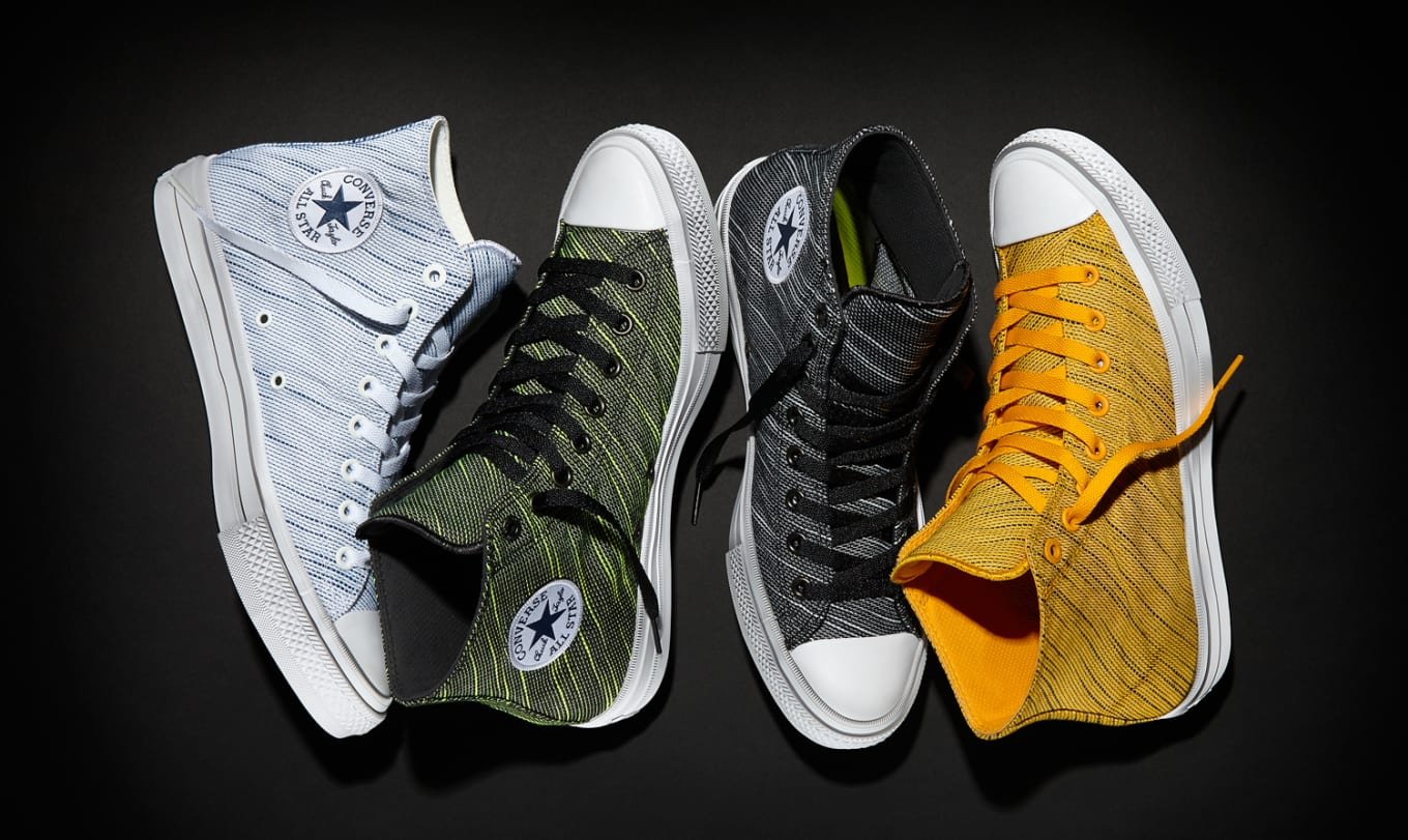 cd7ccb13d50cfc Converse Chuck Taylor All Star 2 Knit
