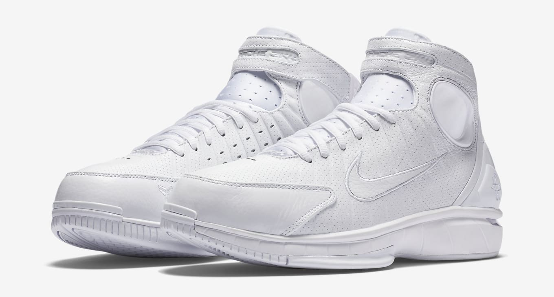 2ad344c6b871 Kobe Nike Huarache 2K4 Fade to Black