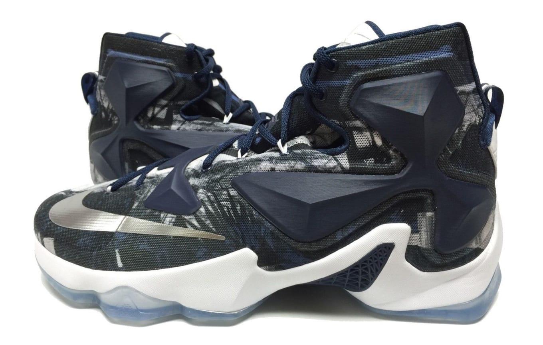 Nike Lebron 13 Akron Zips Sole Collector