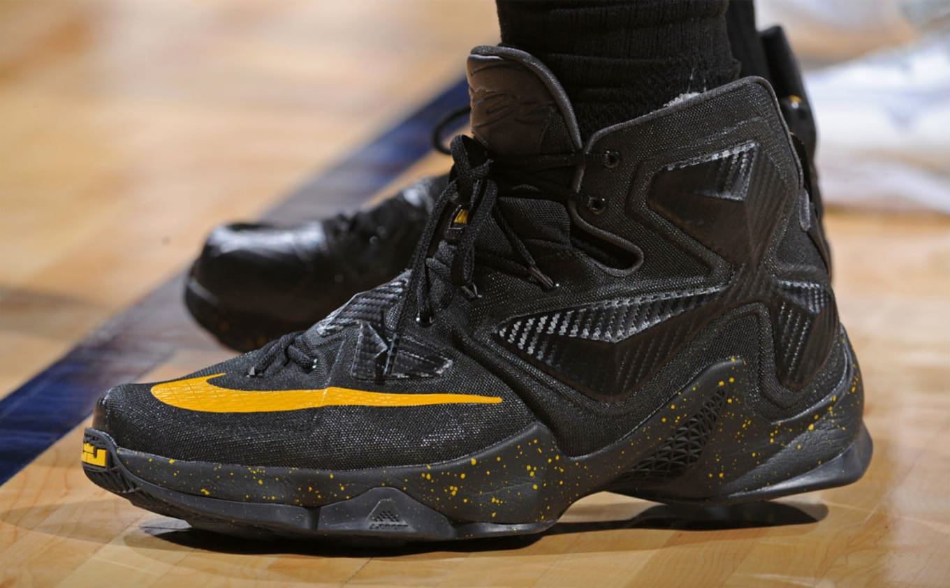a83a008c0ed Every Sneaker LeBron James Wore in the NBA This Season