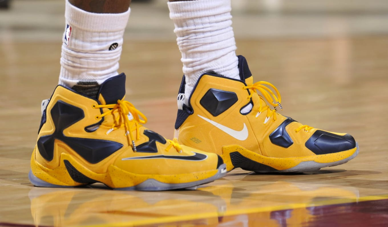 ac237bbd69974 Every Sneaker LeBron James Wore in the NBA This Season