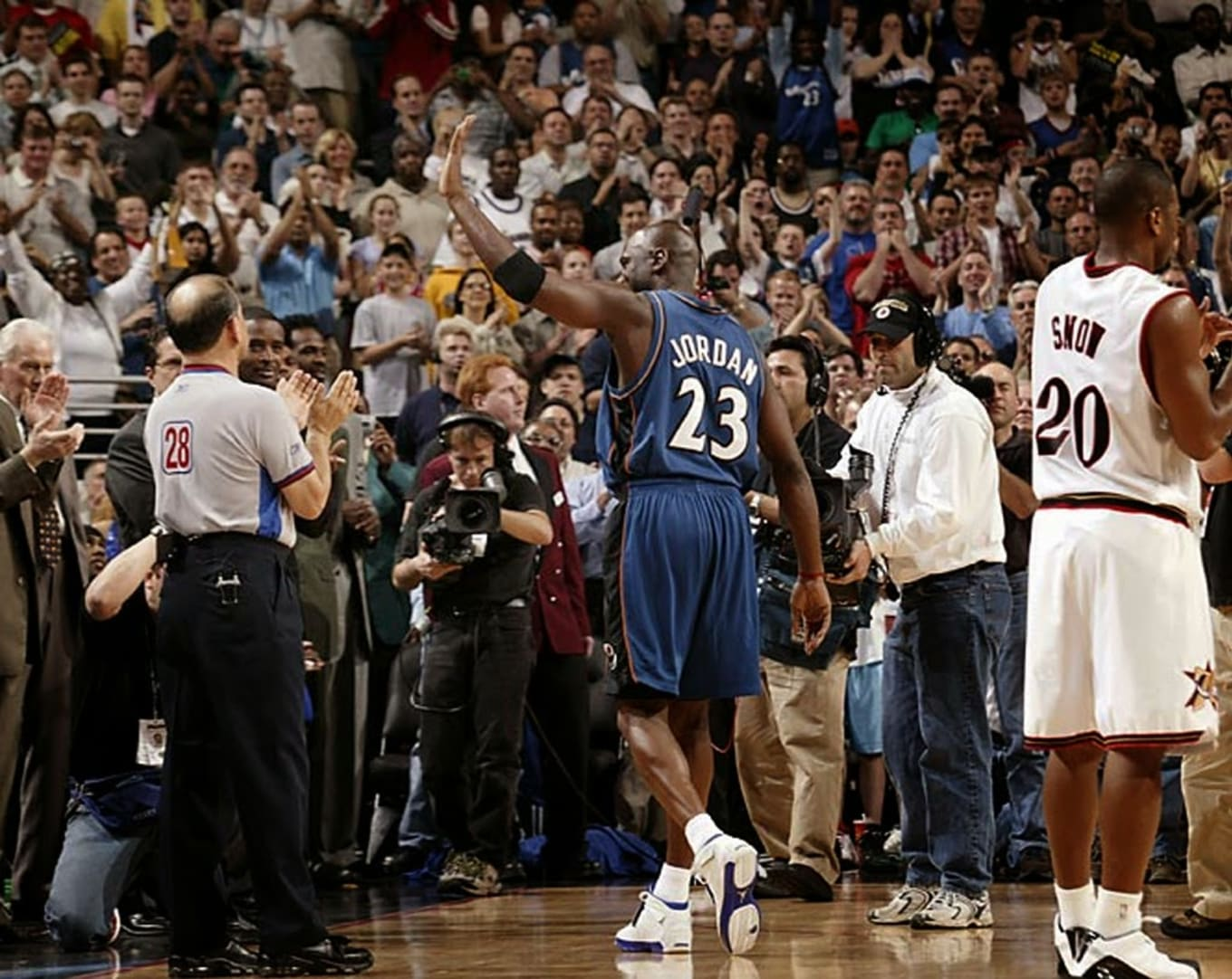 The Sneakers NBA Legends Wore In Their Final Games  eeb6d3030