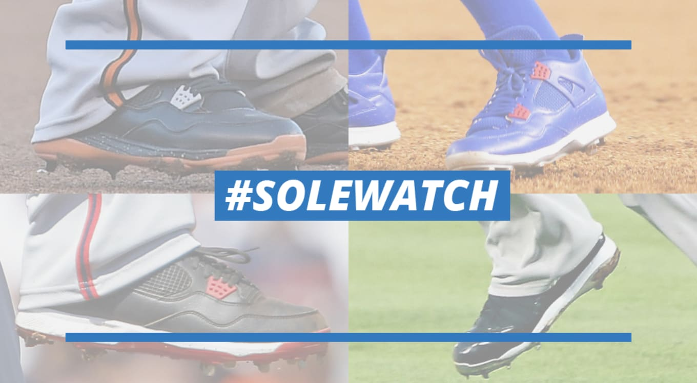 c39c52017  SoleWatch  What Jordan Brand Athletes Are Wearing In MLB This Season