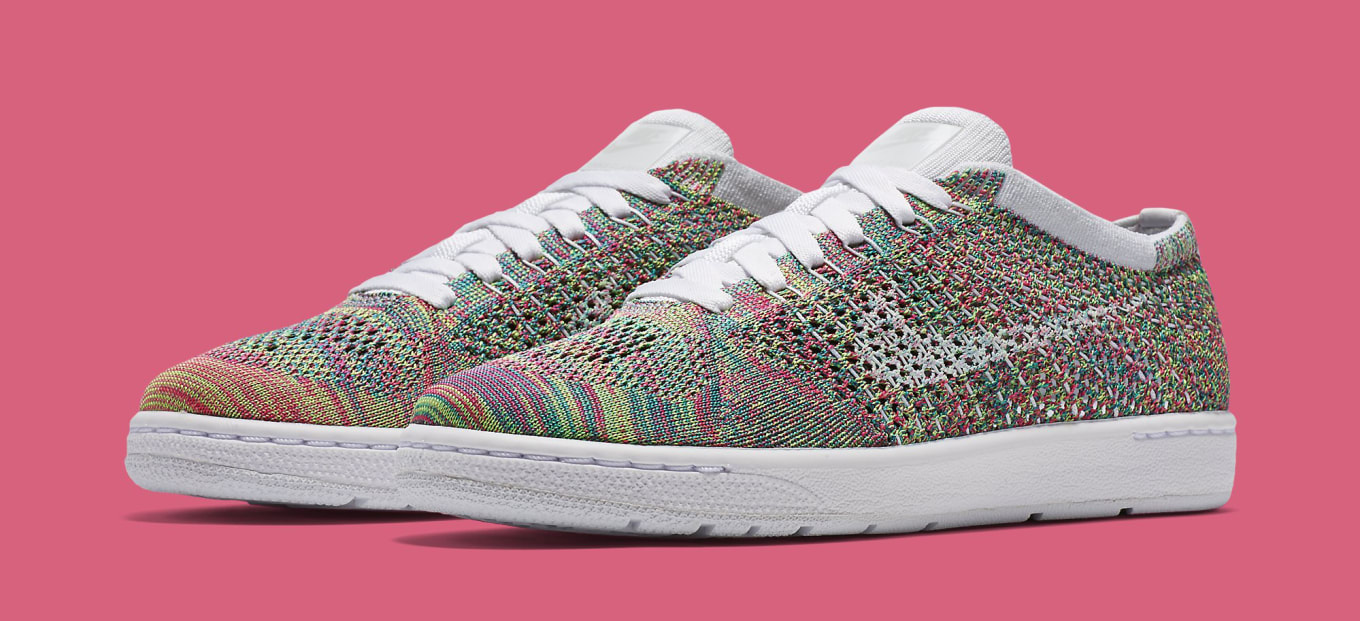 half off bfad4 73afe NikeCourt WMNS Tennis Classic Ultra Flyknit