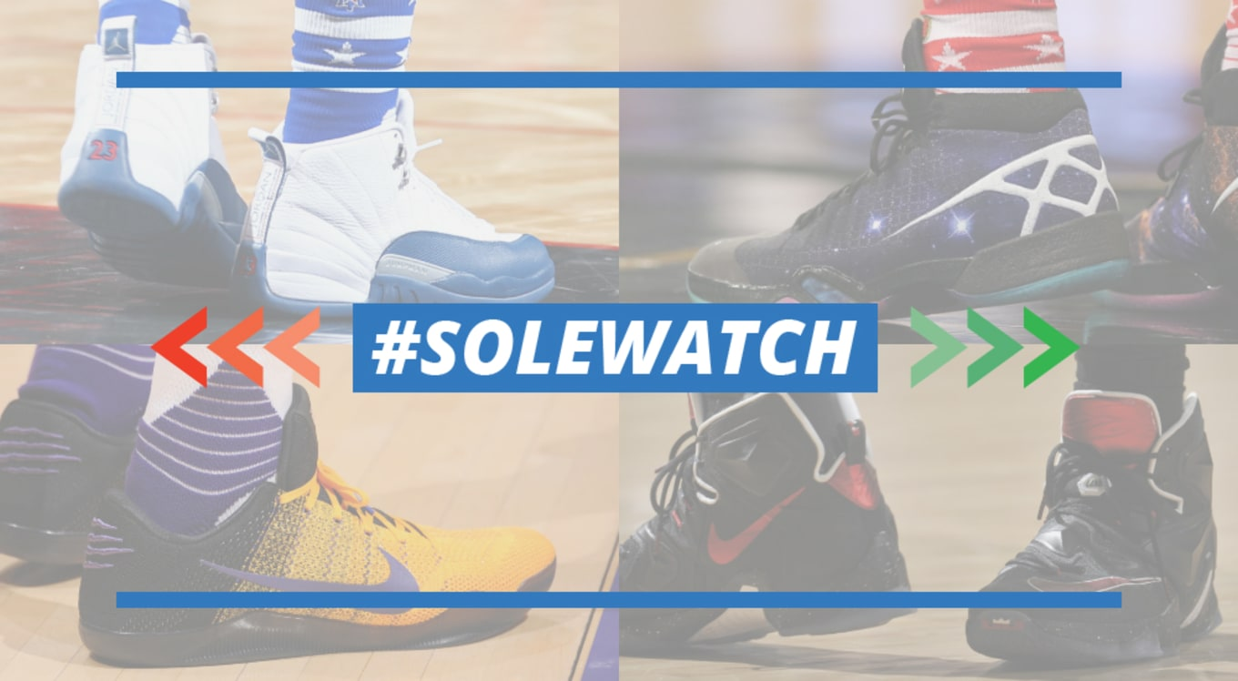 new styles 9523b 6a6c0  SoleWatch  NBA Power Rankings for February 21