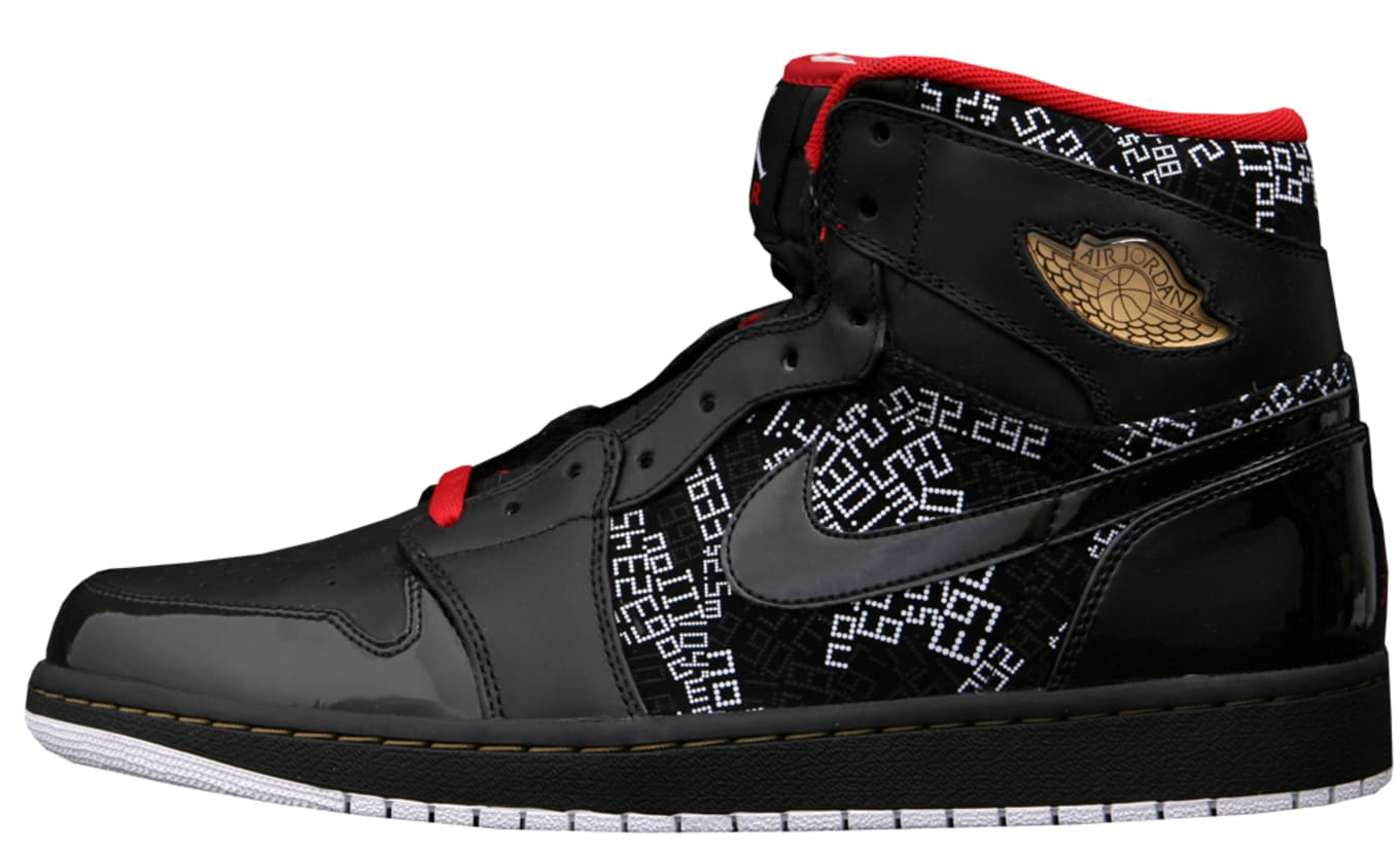 fd71a69c63d349 Air Jordan 1 High Retro HOF Black Varsity Red White Metallic Gold
