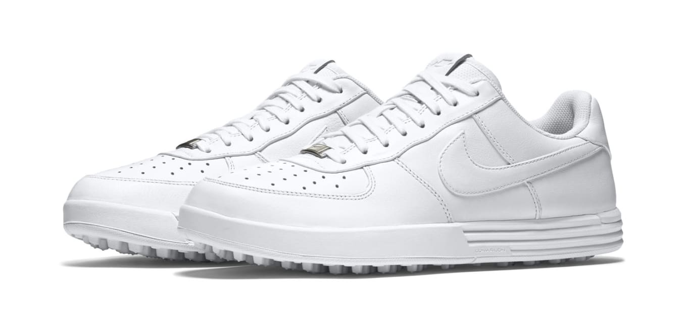 Nike Air Force 1 Golf Shoe   Sole Collector