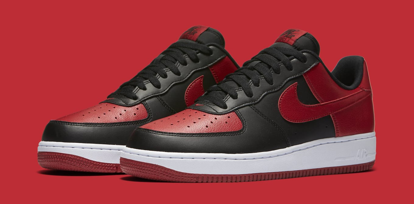 Bred Nike Air Force 1 Low Banned  f5b824fbf