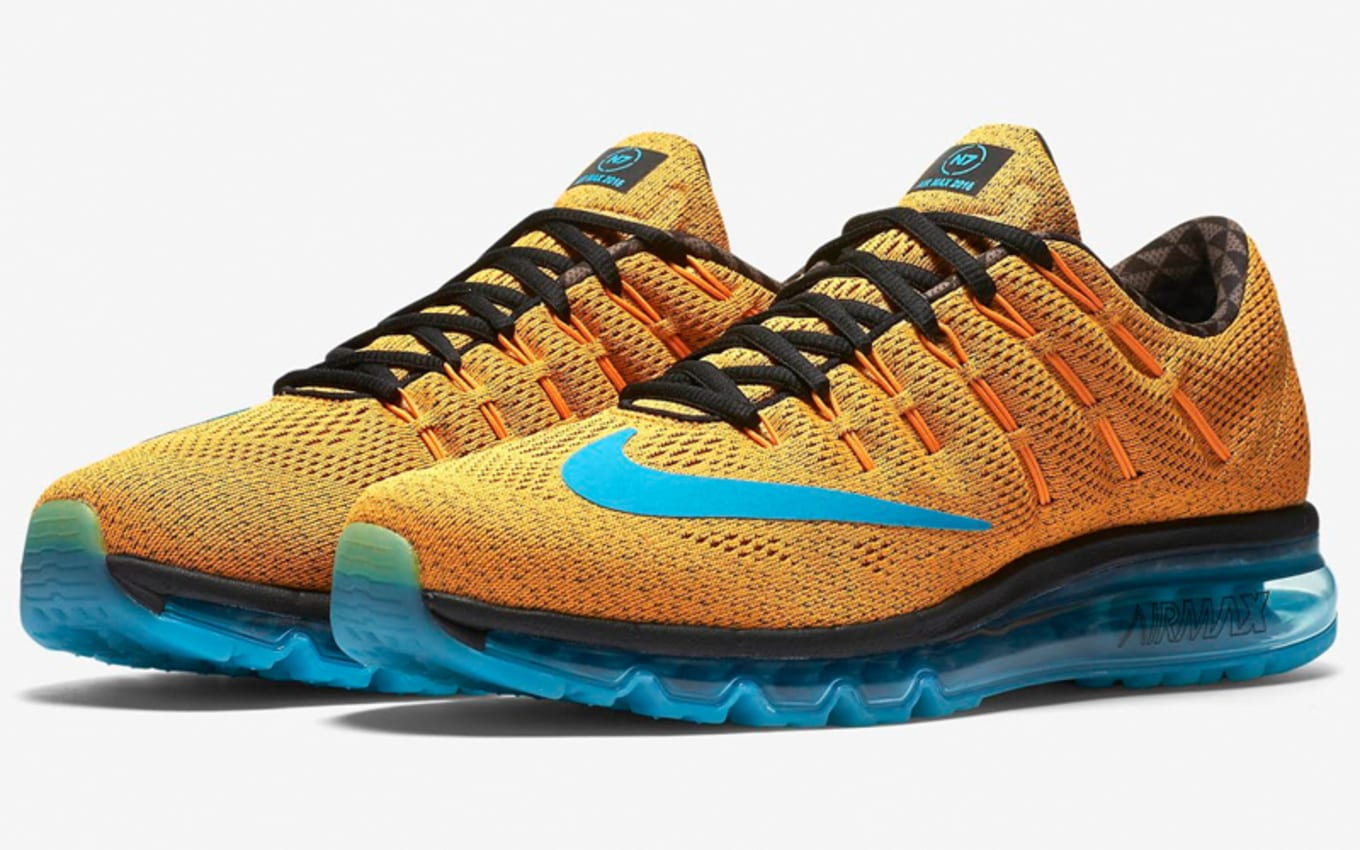 magasin en ligne b56f8 e29f8 Nike Air Max 2016 N7 Release Details | Sole Collector