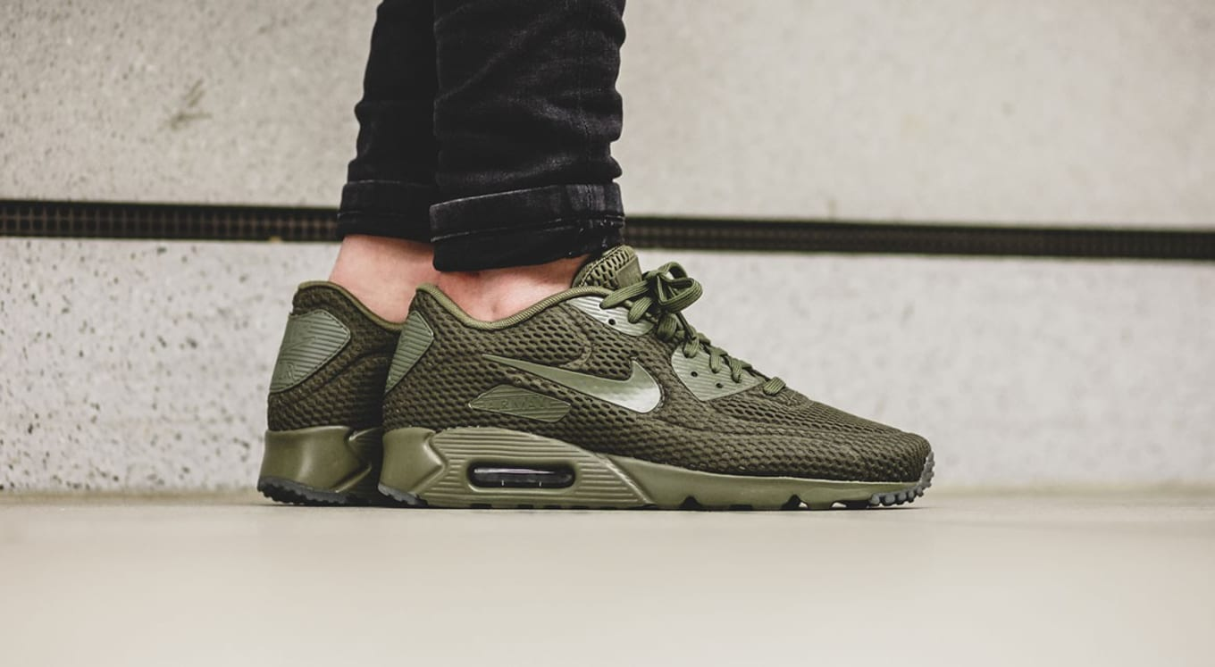 2019 New Nike Sportswear Air Max 90 Ultra br Sneakers Low