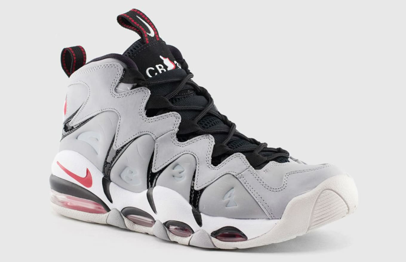 best loved f38d3 51d74 Nike Air Max CB 34 Wolf Grey Varsity Red-Black-White (1