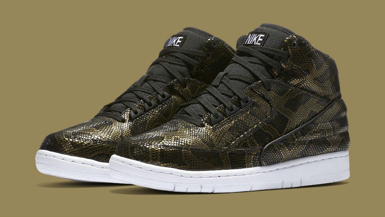 7df0b97b18db Nike Air Python Black Gold