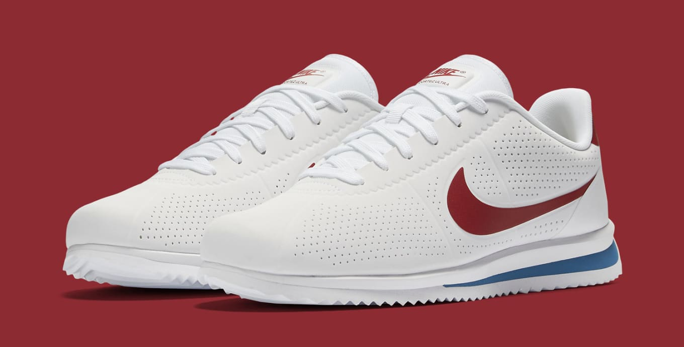 newest 64bdb 5255a Nike Remixes Forrest Gump s Shoes. Watch for the Cortez Ultra Moire to  launch this summer.