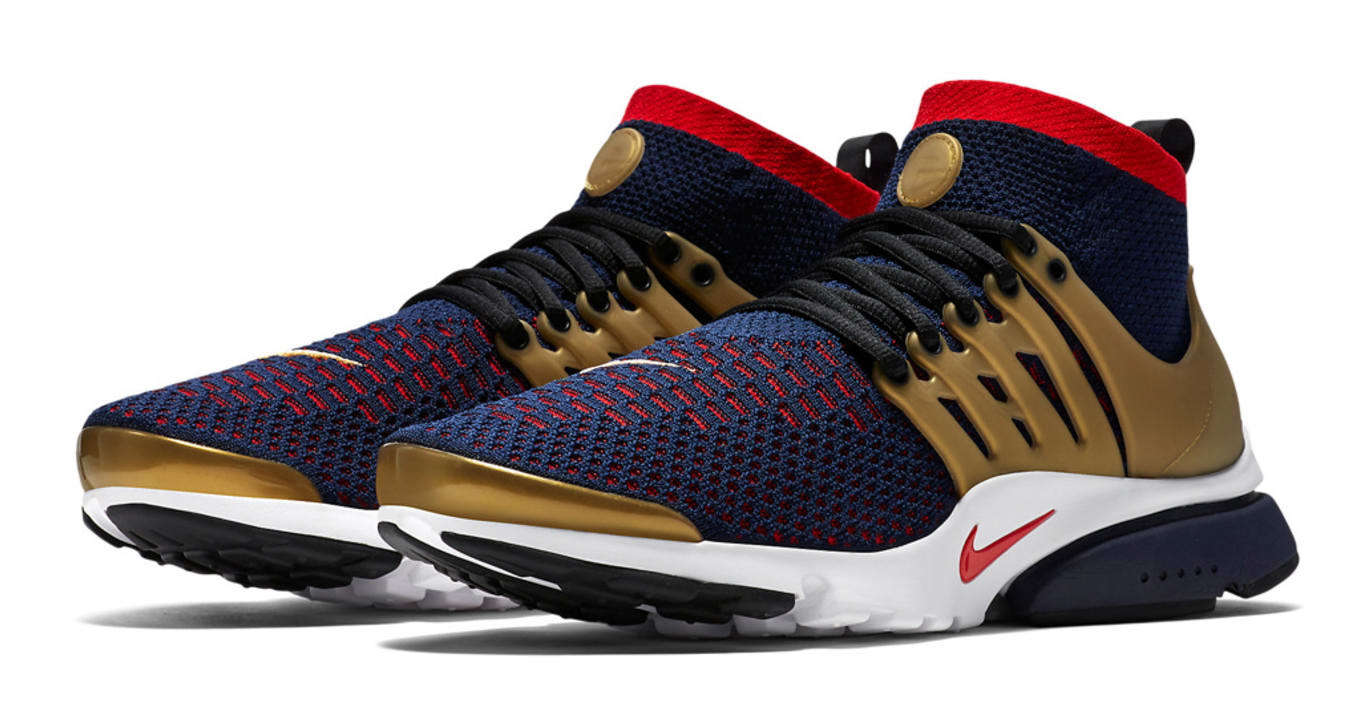 USA Nike Flyknit Presto Olympics | Sole Collector
