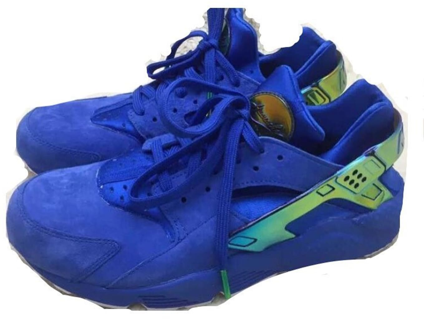 4003cdb4be14 Nike Switches Up the Logos on This Huarache