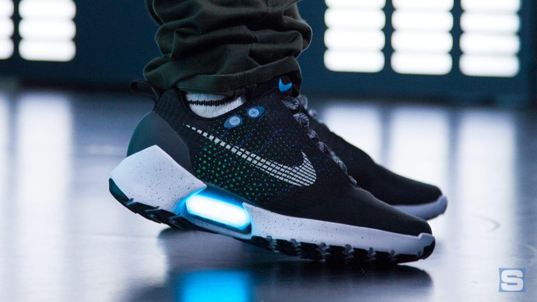 e2030d08b4c2b Nike Hyperadapt Self Lacing Shoe