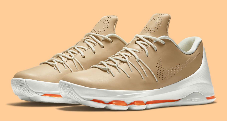 2b49251f51b Nike KD 8 EXT Vachetta Tan 806393-200