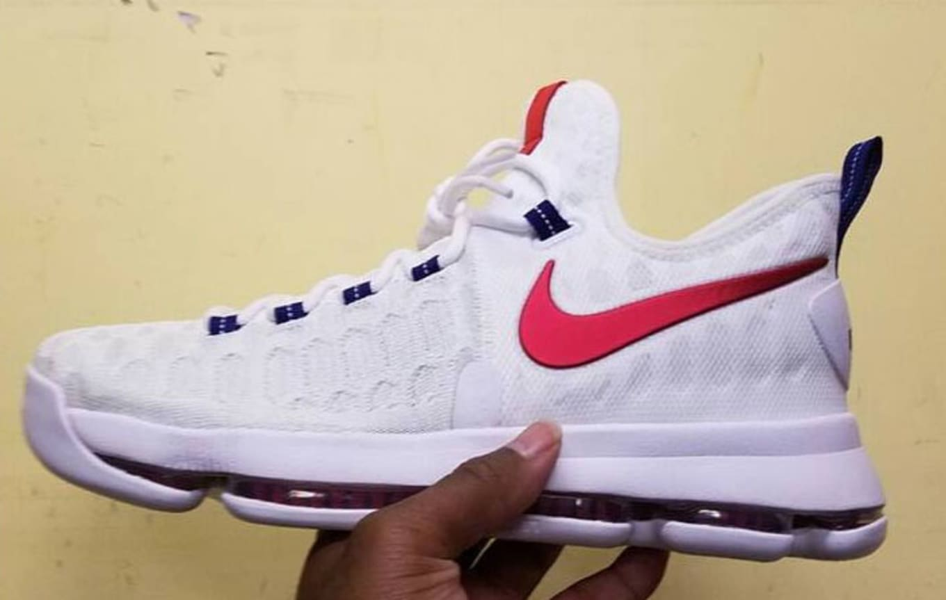 5d5c556435eb Nike KD 9 4th of July