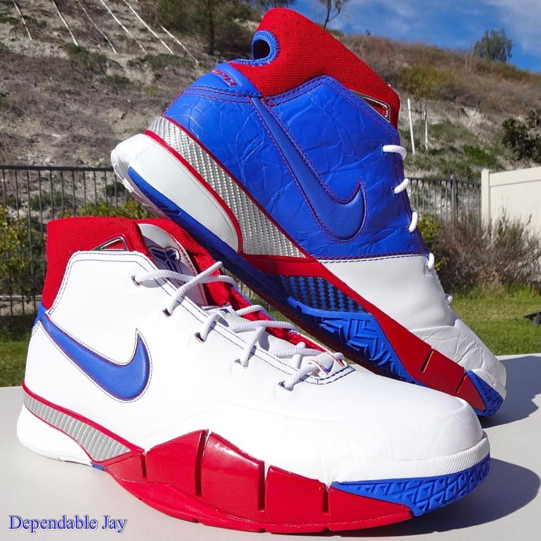finest selection 3335e df020 Nike Kobe 1