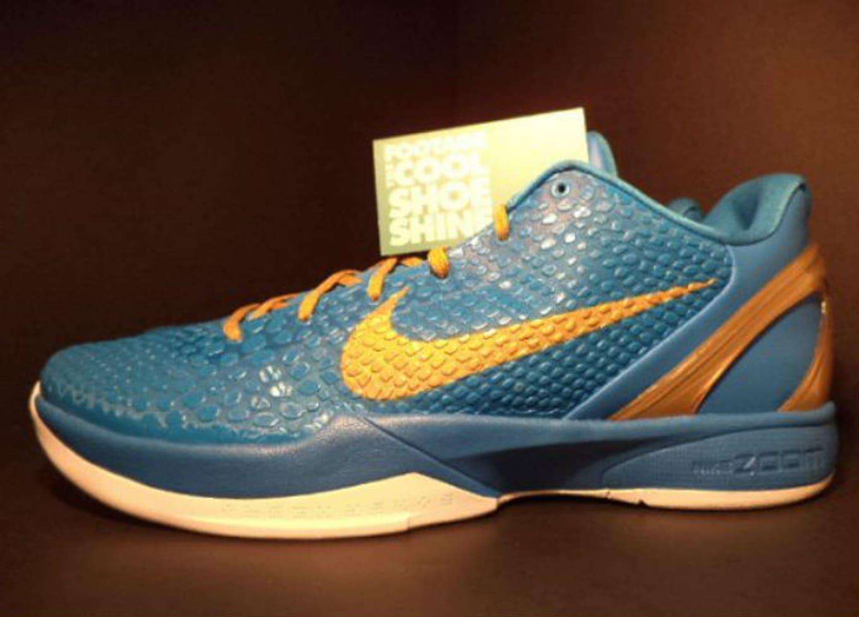 detailed look 8145e f8462 Nike Kobe 6