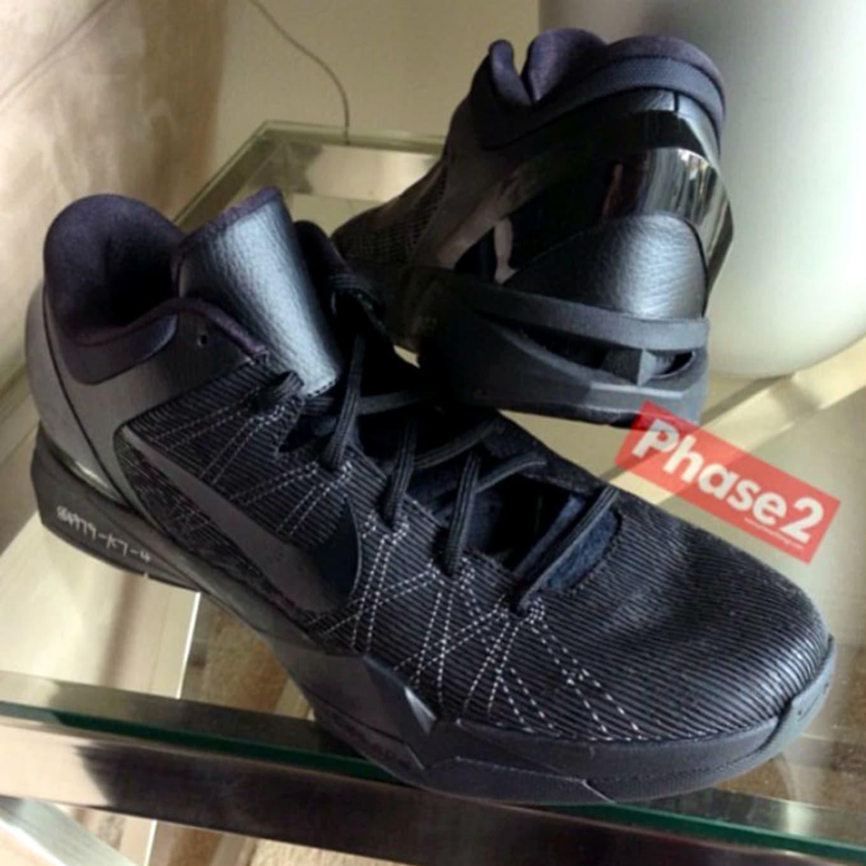 timeless design 05a57 6b6ce Nike Kobe 7 Wear-Test Sample (2011)