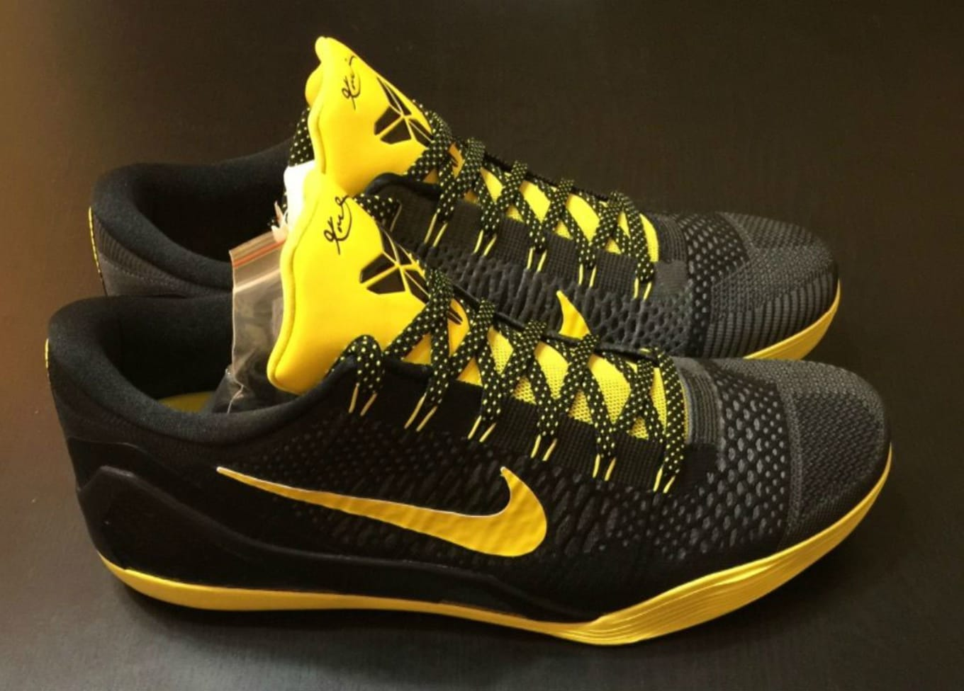 994a0a2768dc Unreleased Nike Kobe Samples