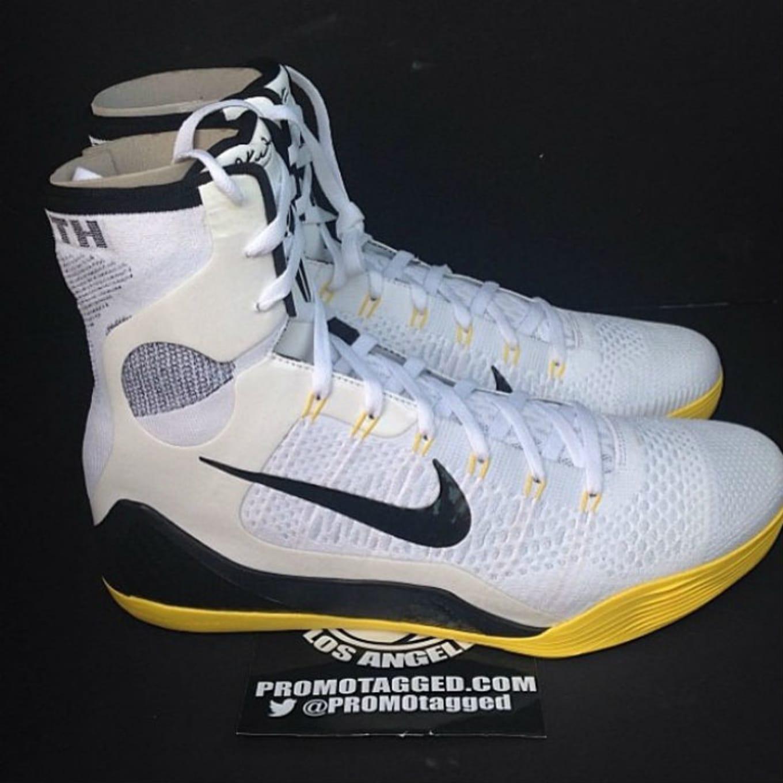buy online d0979 0236b Nike Kobe 9 Elite