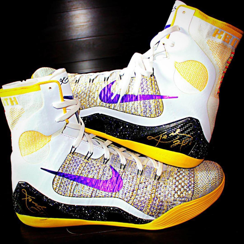 on sale 1fe3a 8795f Nike Kobe 9 Elite