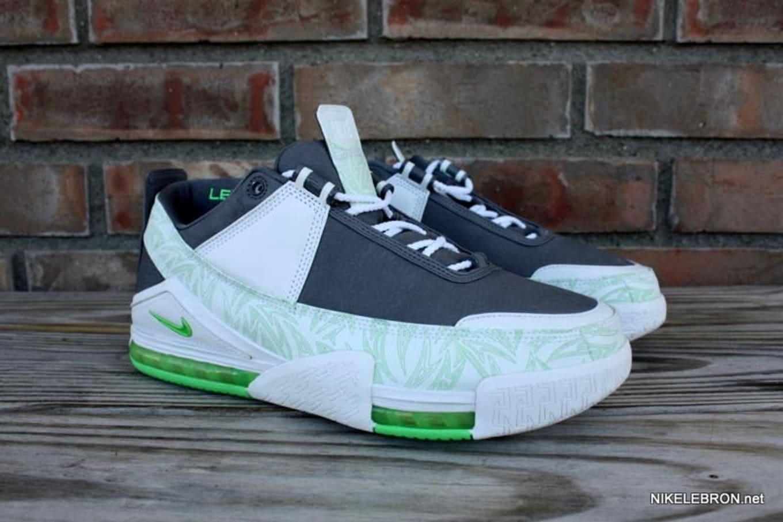 finest selection 8cfe0 025e2 Nike LeBron 2 Low
