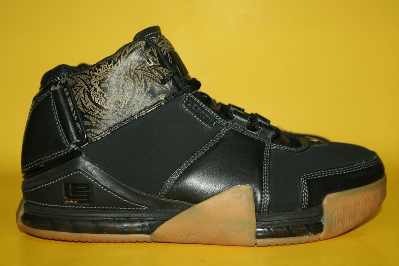 quality design 2f800 7d13a Nike LeBron 2