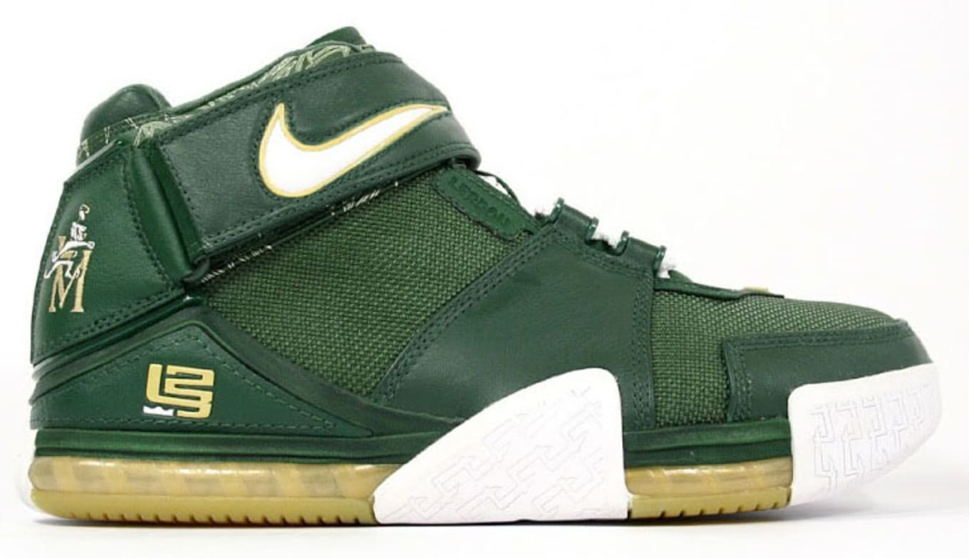 36537abd7ddb Nike LeBron Samples That Never Released